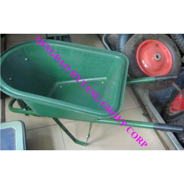 kid's 20L plastic tray wheelbarrow