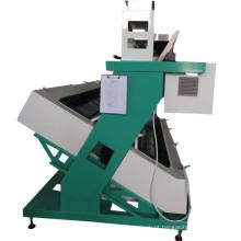 CCD Grãos Optical Sorting Machine CCD Amendoim (Branco / Vermelho) Classificador Óptico