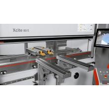 Máquina cizalladora CNC disponible
