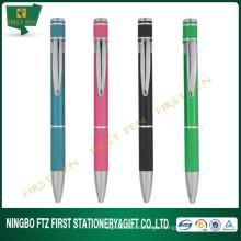 Рекламные металлические ручки с логотипом