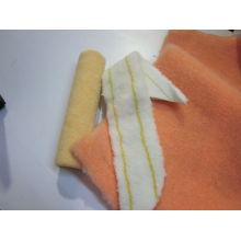 Tela de rodillo de pintura que hace la máquina
