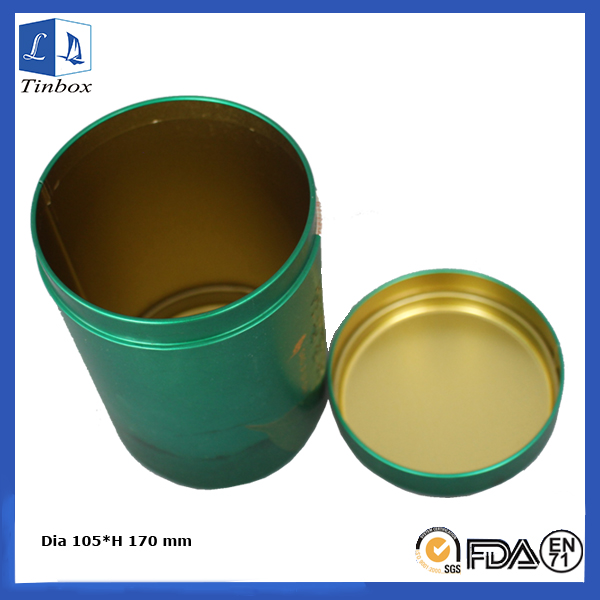 Storage Tin Packaging For Tea Wholesale