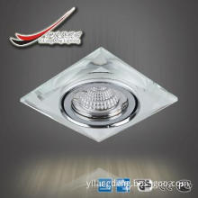various of color glass spot light with mr16 gu5.3 led lamp cup, CE CB