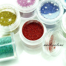 Size 1/128 Nail Glitter Powder Light Powder Nail Decoration Nail Beauty