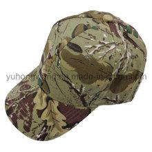 Chapeau de sport de camouflage, belle casquette de baseball