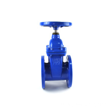 high quality new design DIN3202 F4 cast iron resilient seated gate valve 1inch 3 inch