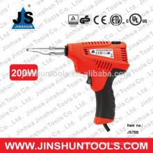 JS Profissional 200W pistola de gravação de calor JS700