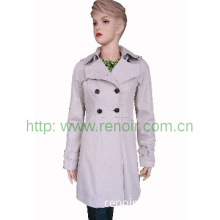 lady\'s long coat