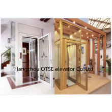 Good price sightseeing small home elevator/ lift elevator