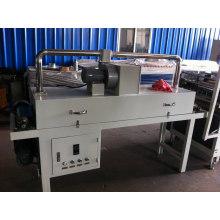 Máquina de impressão a cores com borda de PVC 3 cores