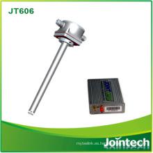 Sensor de nivel de combustible capacitivo de señal analógica digital RS232 / RS485 para tanques de aceite Solución de seguridad antirrobo de combustible