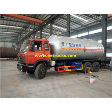 10 Wheel 24000 Litres LPG Tanker Vehicles