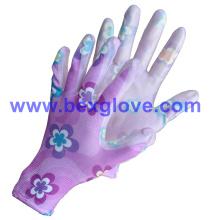 Nice Garden Glove, Flower Print