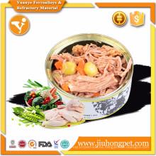 Comida para perros barata y de alta calidad comida para perros popular comida enlatada para mascotas Proveedor