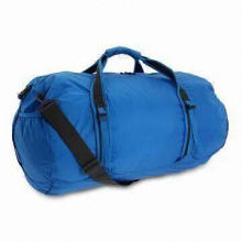 Athletic Duffel Bag, Available in Various Colors, Sizes and Designs, Customized Logos are Accepted