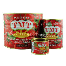 Tmt Brand Cheap Tomato Paste with Canned Packing