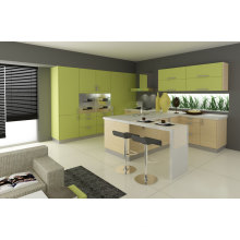Canada Style Contemporary Kitchen Cabinet
