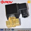 POG1-1B stainless steel high pressure 24v solenoid valve