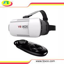 Виртуальная реальность видео игры 3D Гарнитура