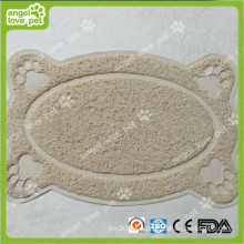 Estera del colector de la litera del animal doméstico del PVC, productos del animal doméstico, cama del animal doméstico