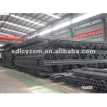 tubo de aço carbono sem costura & tubo