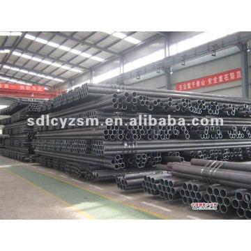tuyau et tube sans couture d'acier au carbone