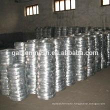 Hot sale 4mm galvanized wire coil