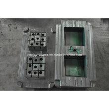 Kundenspezifisches ABS / pp. / PET / Nylon fügen Glasfaser usw. Plastikeinspritzung geformte Teile hinzu