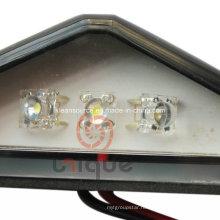 Светодиодные лампы с низким тепловым выходом и автомобилем