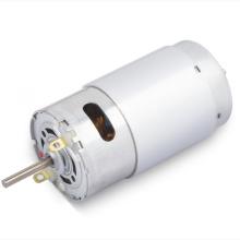 Motor de ventilador de alta velocidade para unidade de ar central na produção