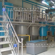 Vegetable Plant Oil Refinery Equipment Line