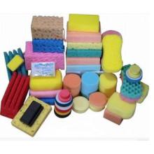 Limpieza de la esponja