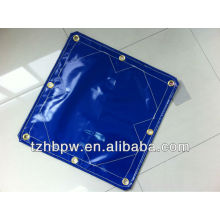 Reinforced PVC Coated Tarpaulin with Strong Corner
