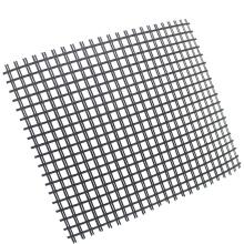 adhesive fiberglass geogrid for asphalt  pavement