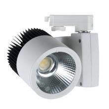CREE Ce RoHS COB Poupança de Energia LED Track Spotlight