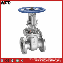 Bolt Bonnet Cast Steel Flanged Gate Valve