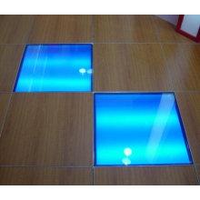 piso de vidrio de feria / piso de madera para evento / piso elevado para expo
