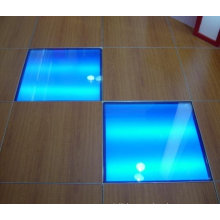 trade show glass floor/wooden floor for event / raised floor for expo