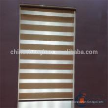 China Lieferant besten Preis Zebra Fenster Jalousien