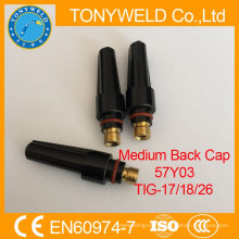 TIG welding accessories medium back cap 57Y03