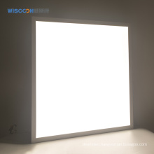 Luxury 595*595mm 2ft*2ft 36w 48w LED Edge Lighting Panel 100lm/w with 5 years guarantee