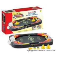 Brettspiel: Arena 2V1 Tabletop Shoot Toys