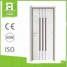 2018 Alibaba house gate design MDF panel melamine wooden door