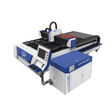 Hottest 1000W Metal Fiber Laser Cutting Machine