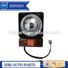 Lampe frontale JCB Spare Parts pour chargeuse pelleteuse 3CX et 4CX (OE: 700/21100)