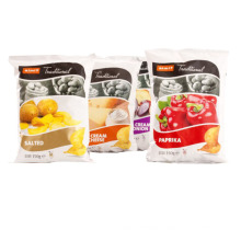 Salted Potato Chips Bag/Plastic Snack Bag/Potato Chips Packaging