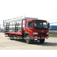 Jiefang 10tons excavator transport truck