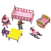Muebles de juguetes educativos de la artesanía