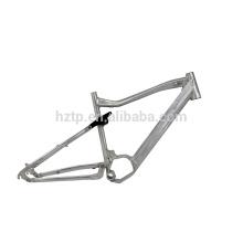 Marco de aleación de aluminio de alta calidad 6061 para bicicletas de 26 pulgadas de grasa con motor Bafang HD mid drive