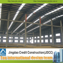 Ce ISO Design Prefabricated Constructions